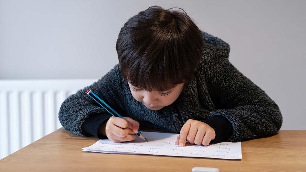 Caso real de un niño con estereopsis reducida