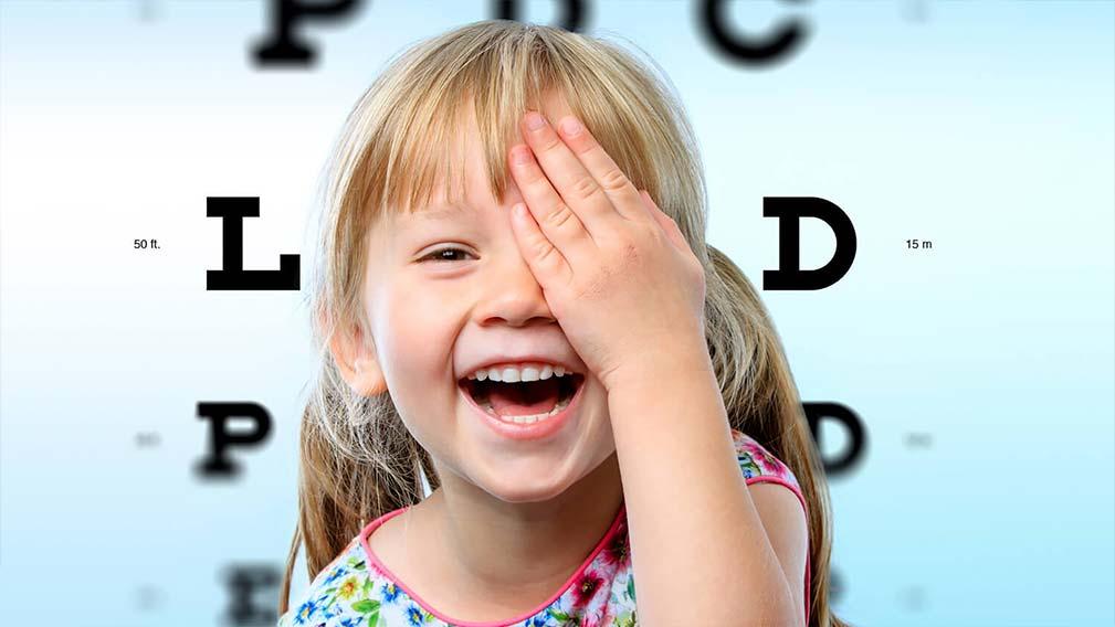 Desarrollo visual infantil