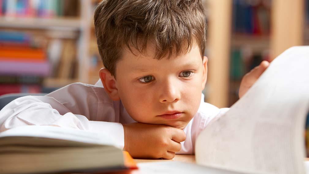 Problemas visuales infantiles asociados a la lectura